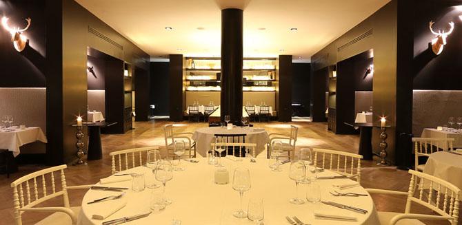 DamaDama Restaurant Argentario Resort 1