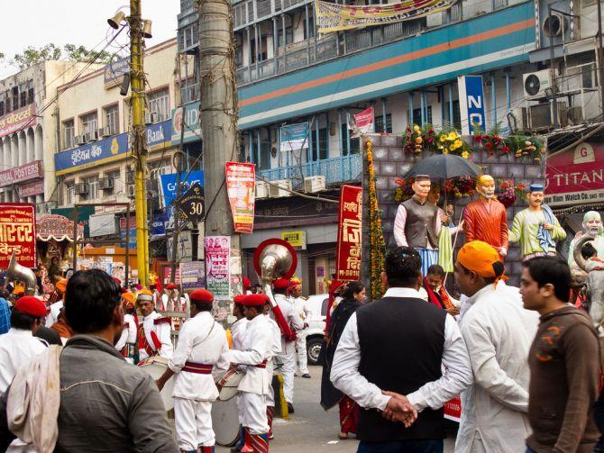 Delhi A Travel Destination Chandni Chowk