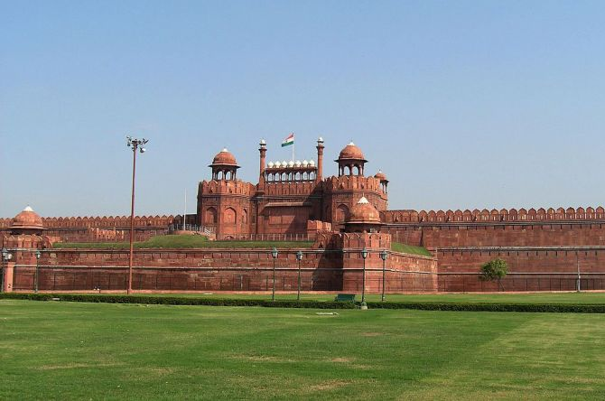 Delhi A Travel Destination Red Fort