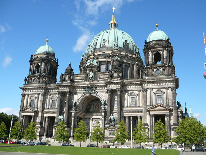 Discover Berlin A City Filled With Culture Berliner Dome