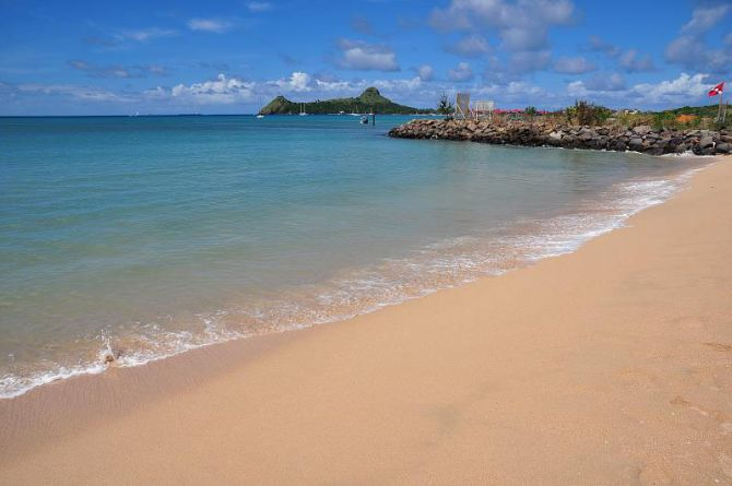 Discovering the Volcanic Nature of St Lucia Rodney Bay