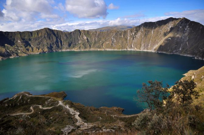 Ecuador A Land of Amazing Experiences Laguna Quilatoa