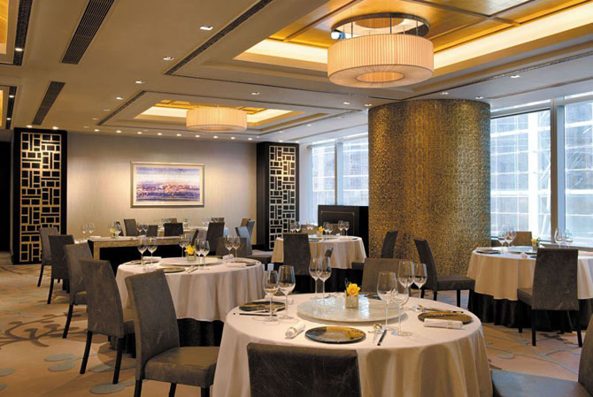 Five Luxury Hotels in Hong Kong Langham Place 3