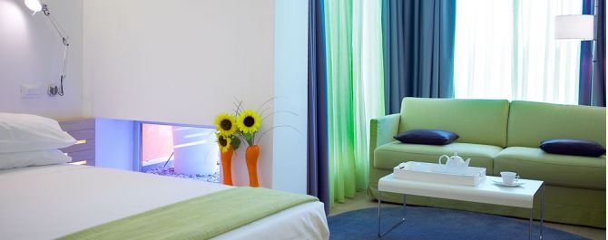 Four Awesome Boutique Hotels in Athens Fresh Hotel 1