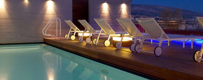 Four Awesome Boutique Hotels in Athens Fresh Hotel 2