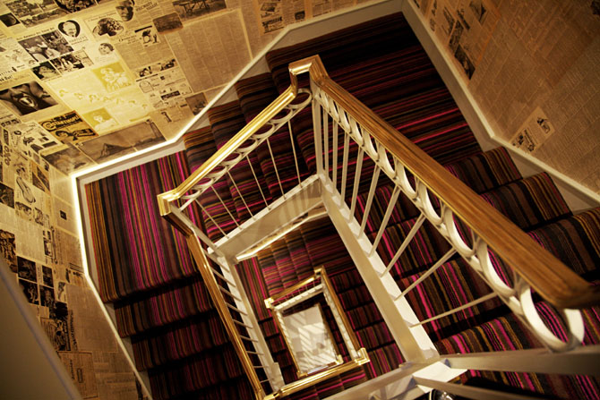 Hip Hotel in London The Zetter Townhouse 5