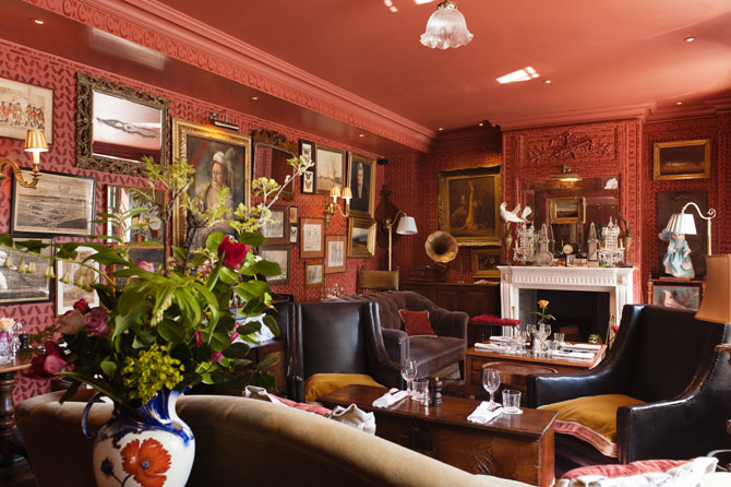 Hip Hotel in London The Zetter Townhouse 6