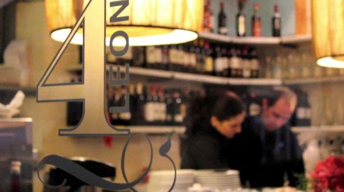 IC Bellagio top restaurants in Florence 4