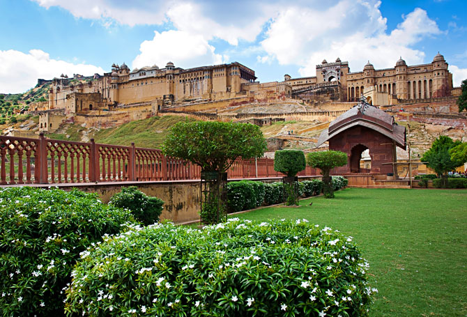 Jaipur The Pink City of India Amber Fort