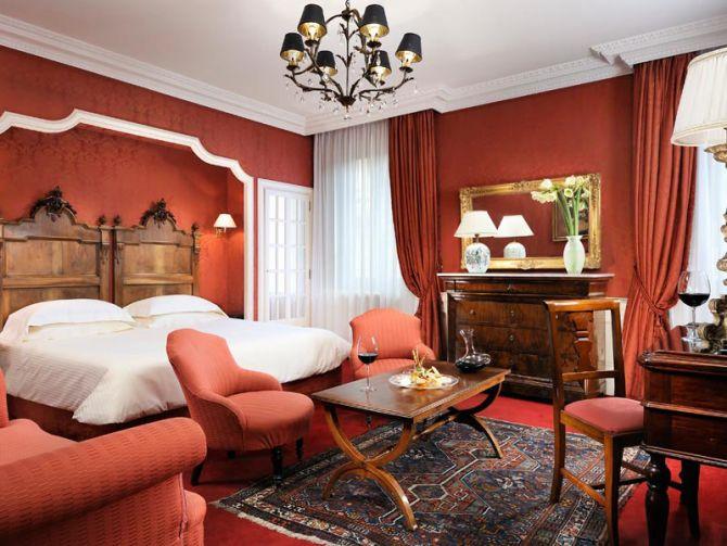 Luxury Weekend Stay in Florence Hotel Helvetia & Bristol 2