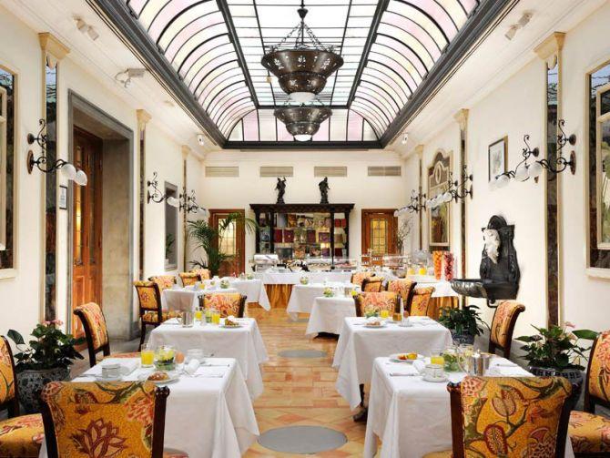 Luxury Weekend Stay in Florence Hotel Helvetia & Bristol 3