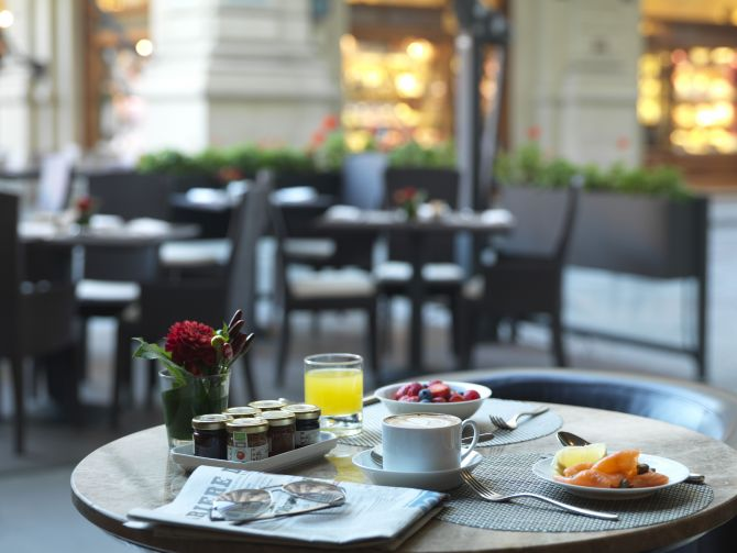 Luxury Weekend Stay in Florence Hotel Savoy Florence 2