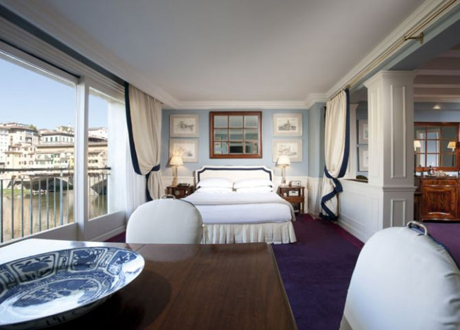 Luxury Weekend Stay in Florence Lungarno Suites 2