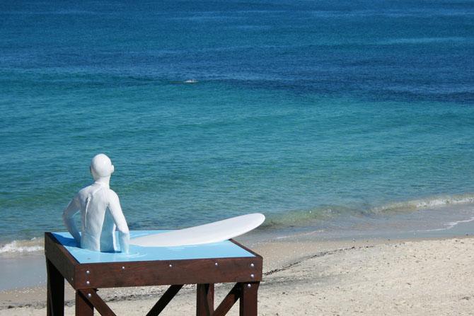 Perth Sunny Capital City of Australia Cottesloe Beach