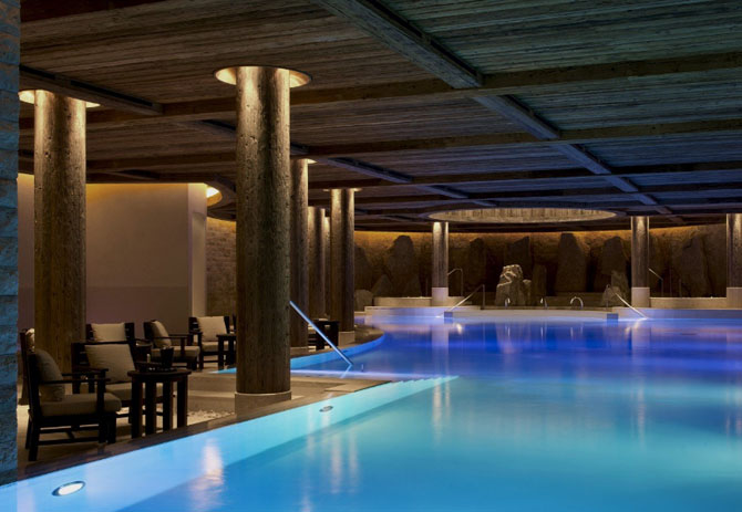 Six Senses Spa The Alpina Gstaad Hotel Switzerland 5