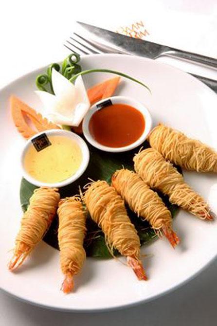 Taste of Royal Thai Cuisine Baan Rim Pa 4