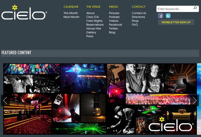 Ten Awesome American Nightclubs Cielo New York City