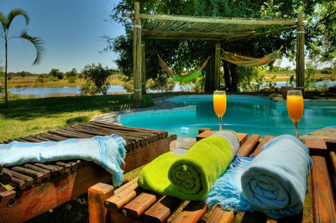 Thamalakane River Lodge A Secluded Retreat in Botswana 2