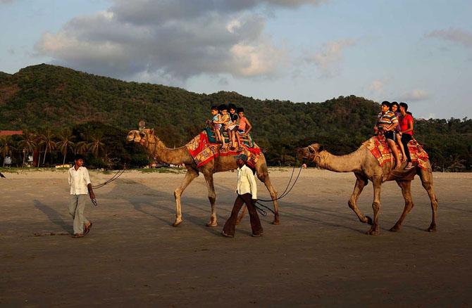 Top 10 Beach Destinations in India Ganapatipule Maharashtra
