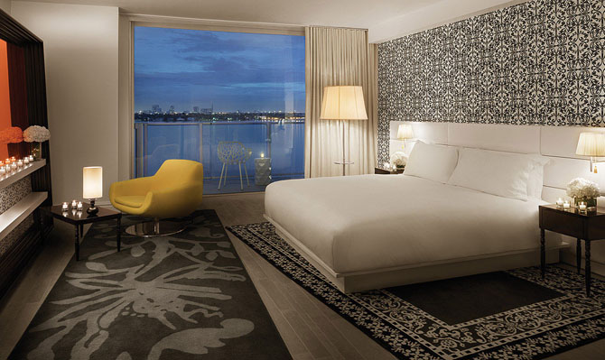 Top 10 Luxury Hotels in Miami Mondrian Miami