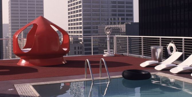Top 10 Luxury LA Hotels for Summer The Standard Downtown LA