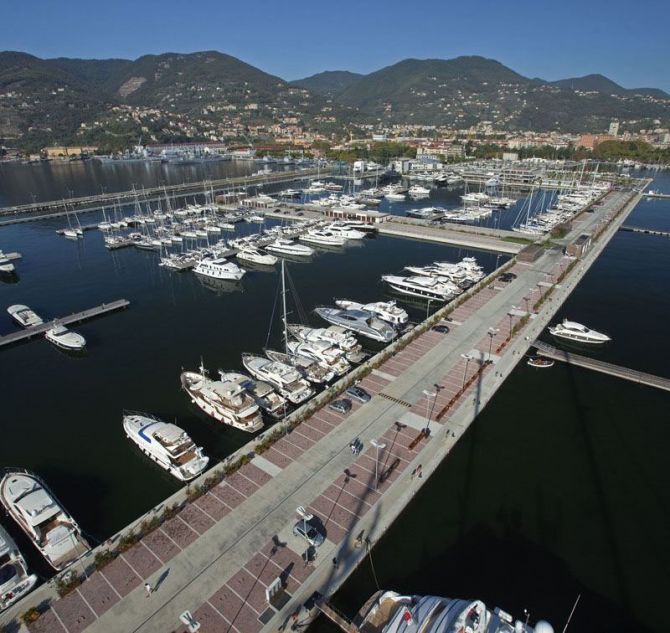 Top 10 Superyacht Marinas in Italy Porto Mirabello Gulf of La Spezia