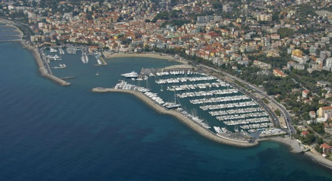 Top 10 Superyacht Marinas in Italy Portosole Sanremo