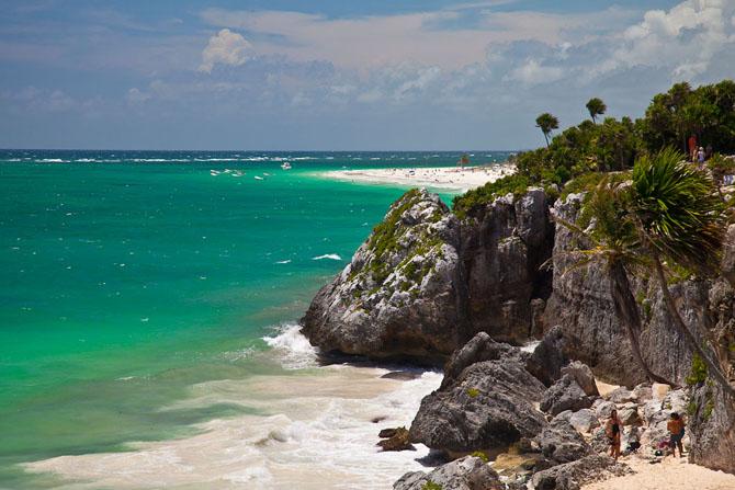 Top 5 August Vacation Destinations Riviera Maya Mexico