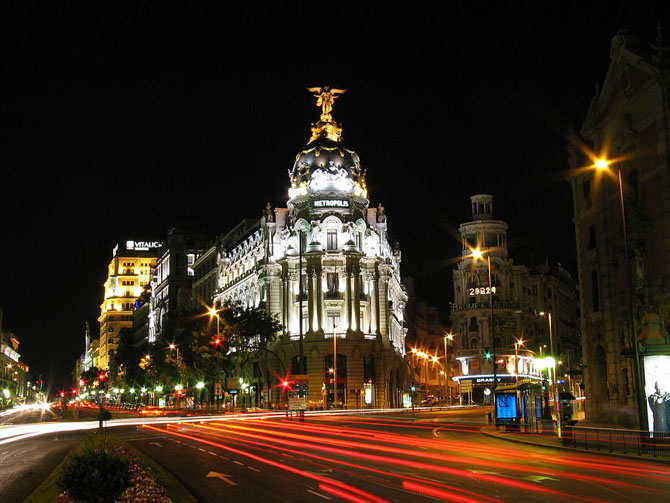 Top 5 City Escapes for Couples in September Madrid Spain