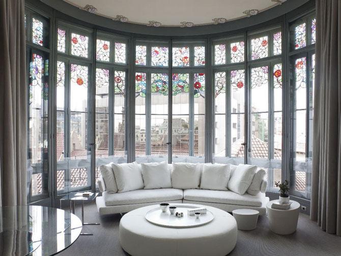 Top 5 Luxury Hotels in Barcelona El Palauet Living 1