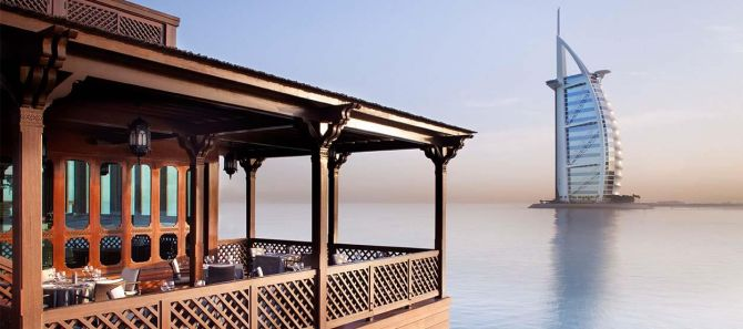 Top 5 Most Luxurious Restaurants in Dubai Pierchic