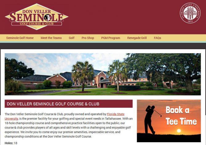 Top 6 Golf Courses in Florida Seminole Golf Course