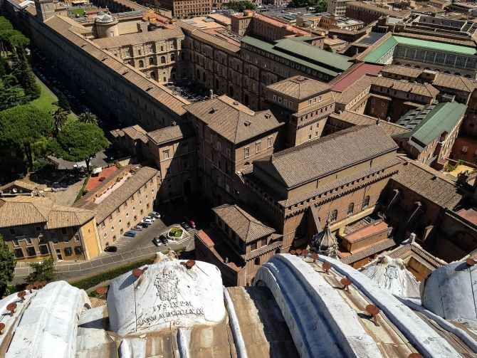Top Five Sights in Rome The Sistine Chapel