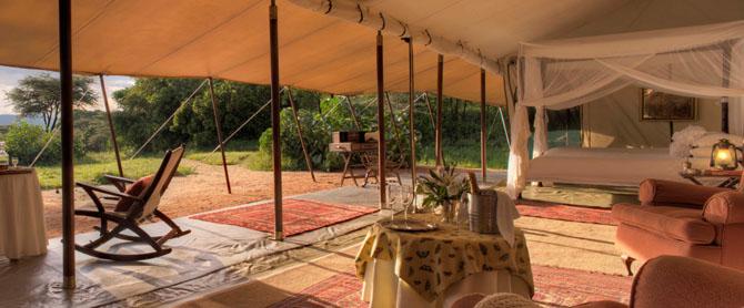 Top Luxury Lodges in Kenya The Cottars 1920s Safari Camp