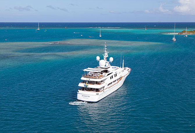 Top Ten Superyacht Marinas in the Med MY Starfire