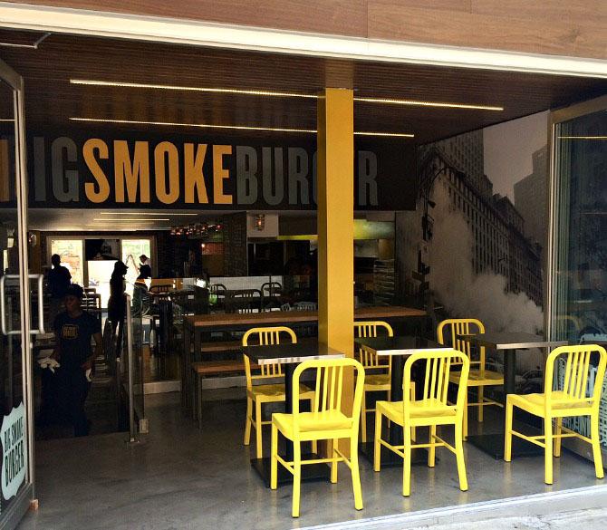Toronto-Based Big Smoke Burger Opens First New York City Location 1