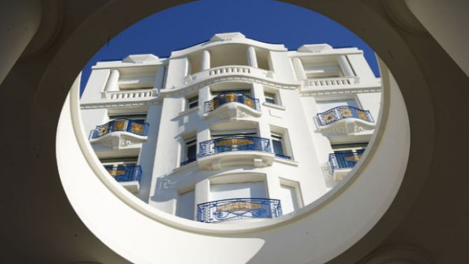 World Class Hotels in Cannes Hotel Martinez 2