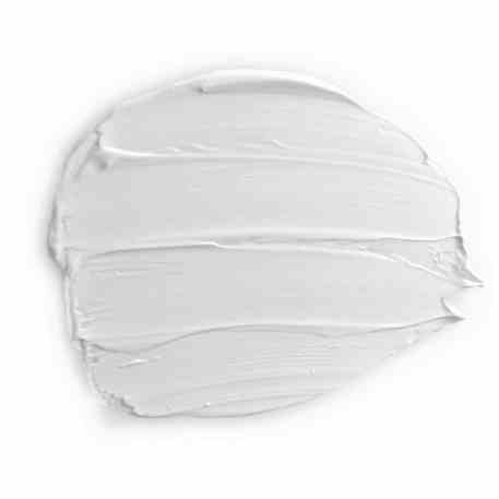 clay swipe on white background