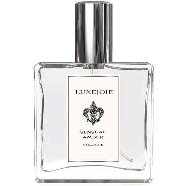 sensural amber perfume cologne
