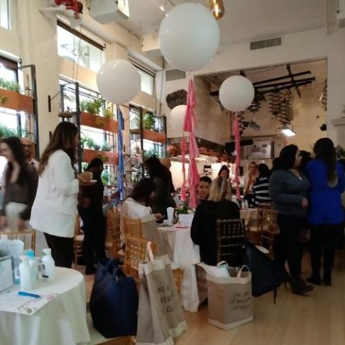 The Live Clean Baby Launch At Bouley Botanical: Flowers, Fun…And Lots Of Mommy Bloggers!