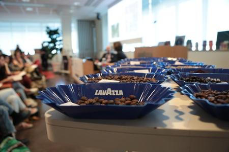Lovin' On Lavazza: The Legend Continues At A New Eatery Called Condividere