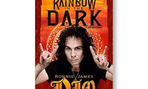 Be Sure To Check Out The Long-Awaited Posthumous Ronnie James Dio Autobiography, Rainbow In The Dark!