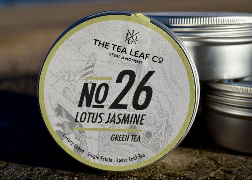 The Tea Leaf Co No 26 Lotus Jasmine