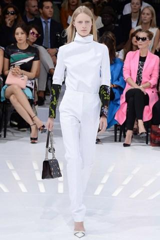Christian Dior - courtesy of Vogue.co.uk