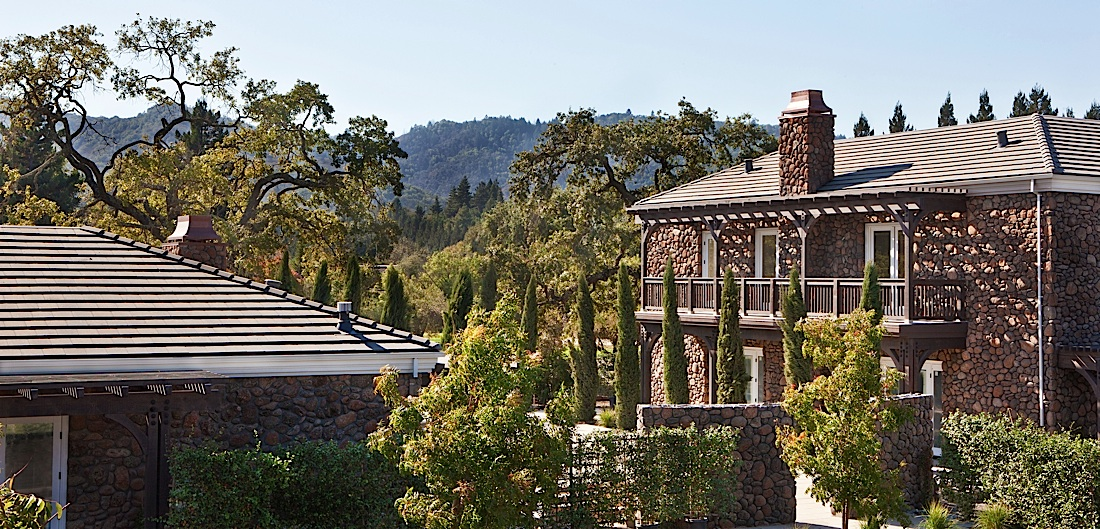 Luxe Travel Top Napa And Sonoma Valley Resorts The Luxe