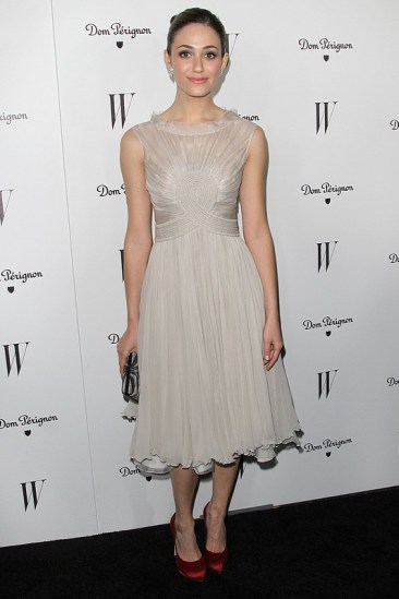 Emmy Rossum - Courtesy of pashionmagazine.com