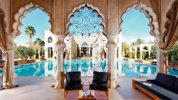 Pool Palace - Courtesy of palaisnamaskar.com