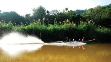Four Seasons Golden Triangle Longboat Tour - Courtesy of Four Seasons