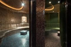 Sauna of Metropole ESPA - Courtesy of Hotel Metropole