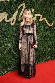 Georgia May Jagger in Gucci - Mike Marsland - Wire Image